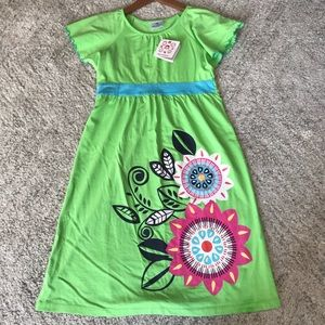 NWT! Hanna Andersson Floral Dress